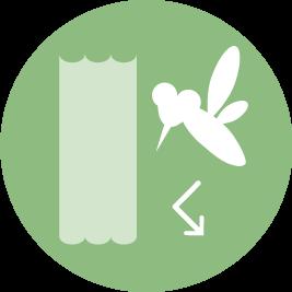 防虫(蚊)
